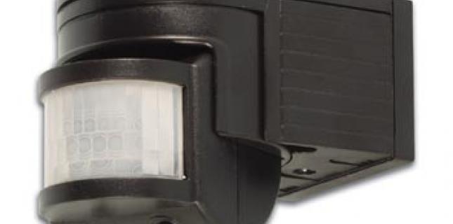 allumage automatique par détecteur