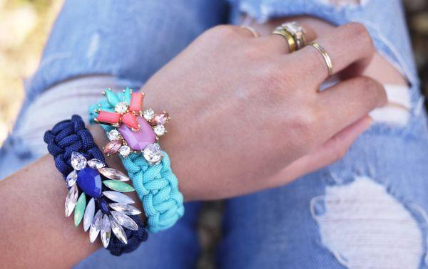 fabriquer bracelet