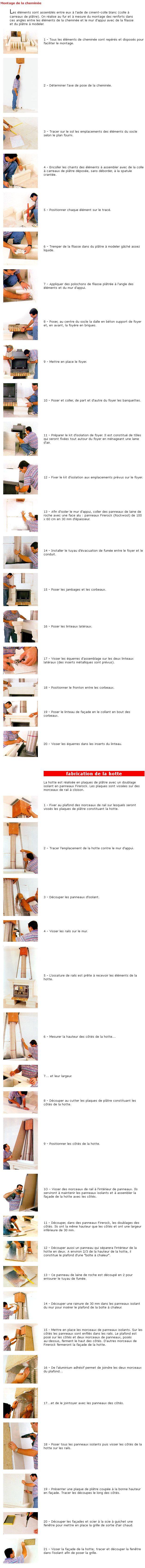 Monter une cheminée avec un foyer fermé