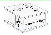 fabriquer une table basse range revue astuces bricolage. Black Bedroom Furniture Sets. Home Design Ideas
