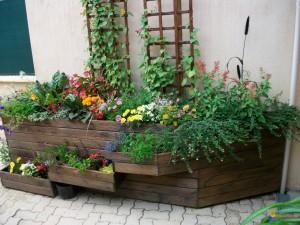 aménager jardinière