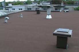 revêtements pour toits plats