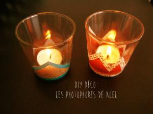 photophores de Noel