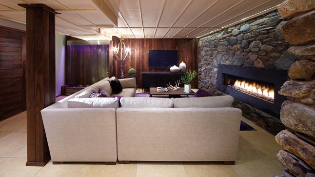 am nager un sous sol bricolage maison. Black Bedroom Furniture Sets. Home Design Ideas