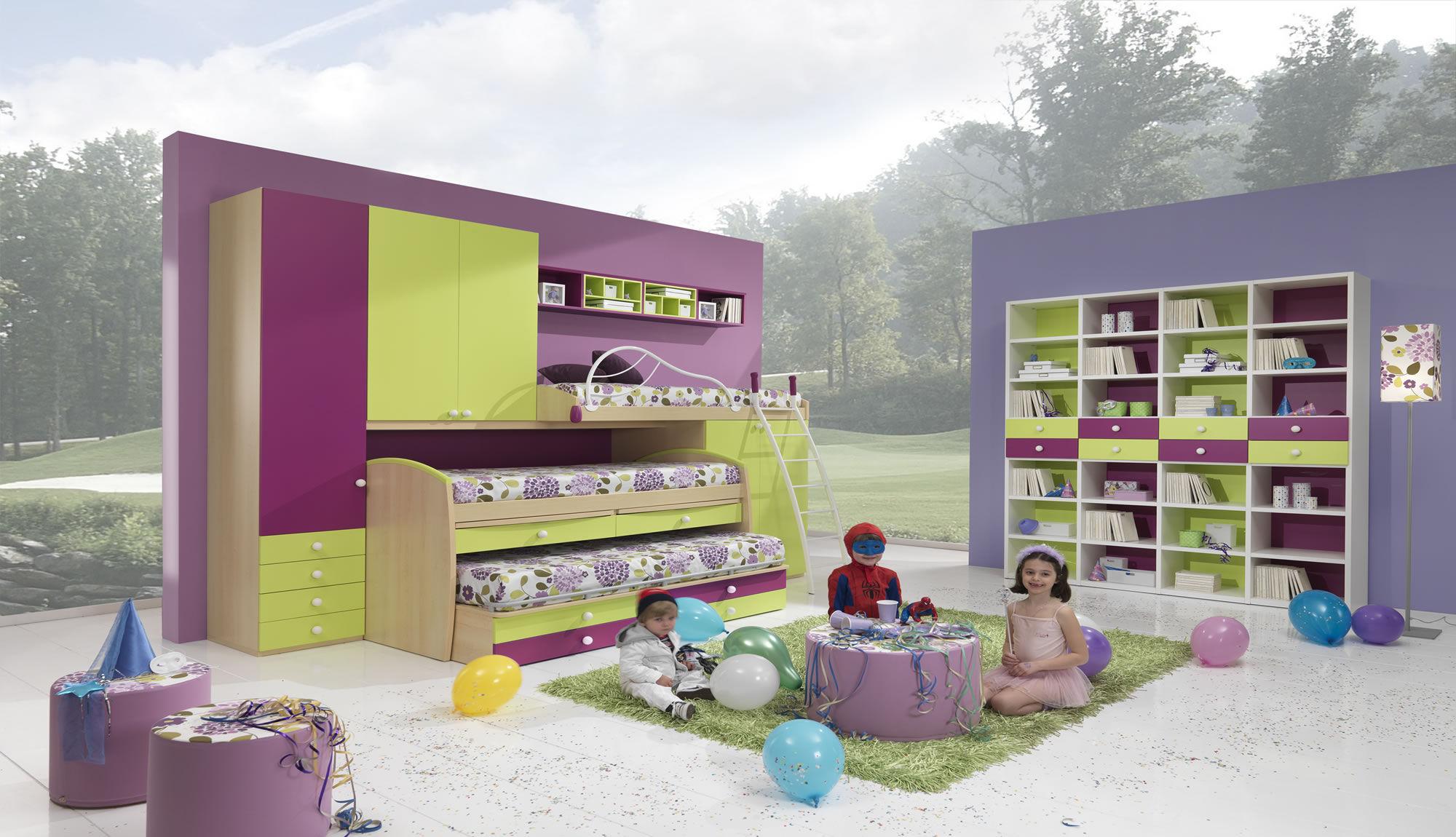les plus belles chambres d'enfants ! - bricolage maison