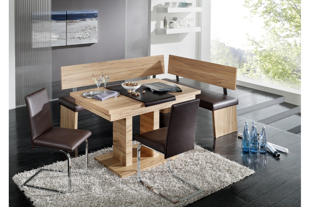 un coin repas avec un zeste d 39 originalit astuces bricolage. Black Bedroom Furniture Sets. Home Design Ideas