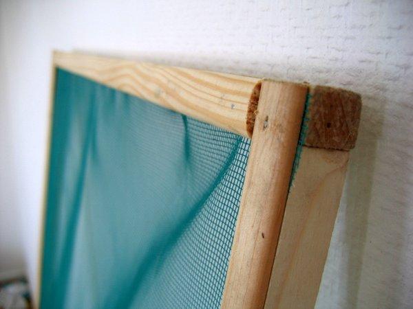 installer une moustiquaire