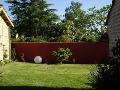 types mur jardin