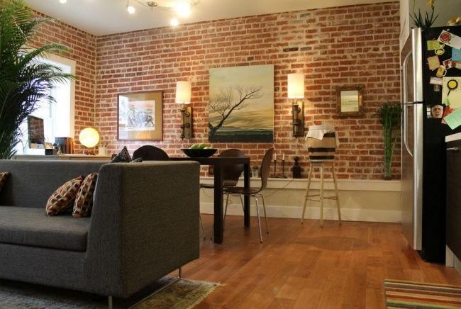 Id es salle manger id es salle mangers - Peinture salon moderne ...