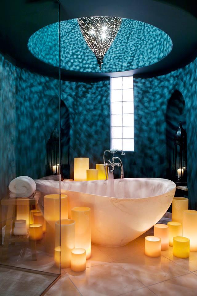 Collection des plus belles salles de bain style oriental - Bricolage ...