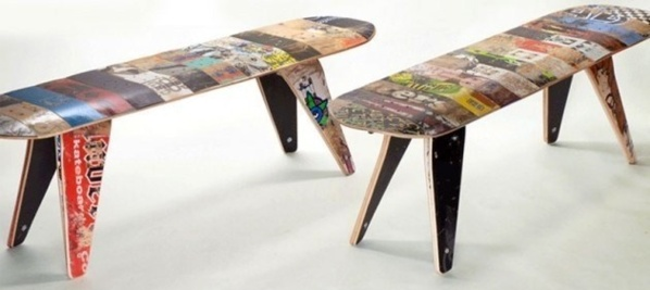 id es r cup 39 de skateboard astuces bricolage. Black Bedroom Furniture Sets. Home Design Ideas