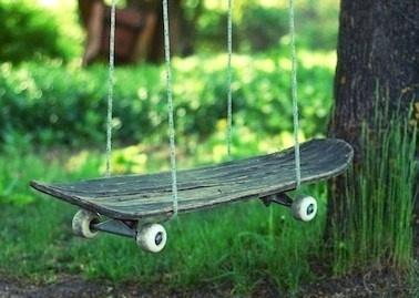 Id es r cup 39 de skateboard astuces bricolage - Idee recup bricolage ...