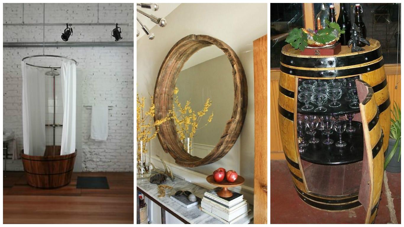 11 id es de r cup 39 de tonneau astuces bricolage. Black Bedroom Furniture Sets. Home Design Ideas