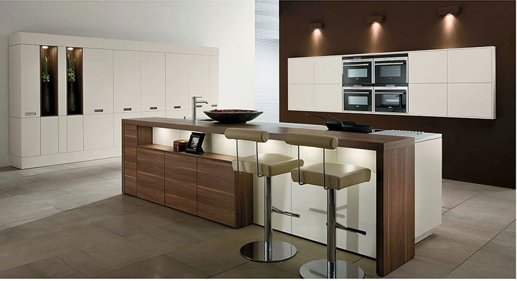 cuisine moderne bir khadem avec des id es. Black Bedroom Furniture Sets. Home Design Ideas