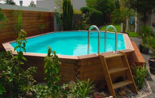 construction et entretien d 39 une piscine en bois astuces bricolage. Black Bedroom Furniture Sets. Home Design Ideas