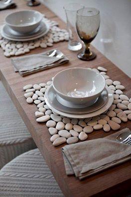 9 id es de d coration avec des galets astuces bricolage. Black Bedroom Furniture Sets. Home Design Ideas