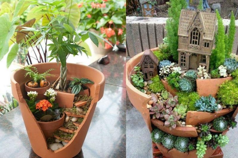 Collection: 14 des plus beaux jardins miniatures ...