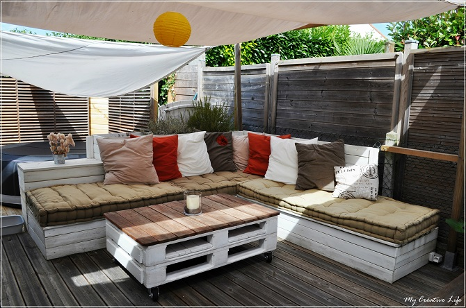 le mobilier outdoor astuces bricolage