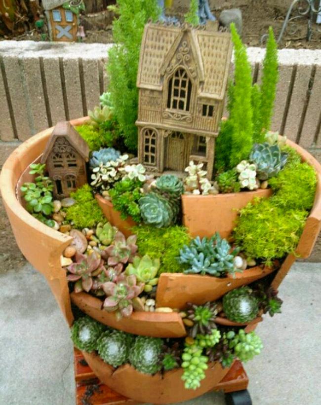 Jardins Miniatures collection: 14 des plus beaux jardins miniatures - astuces bricolage