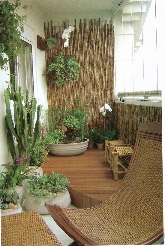 Comment d corer un petit balcon astuces bricolage - Petit balcon ...