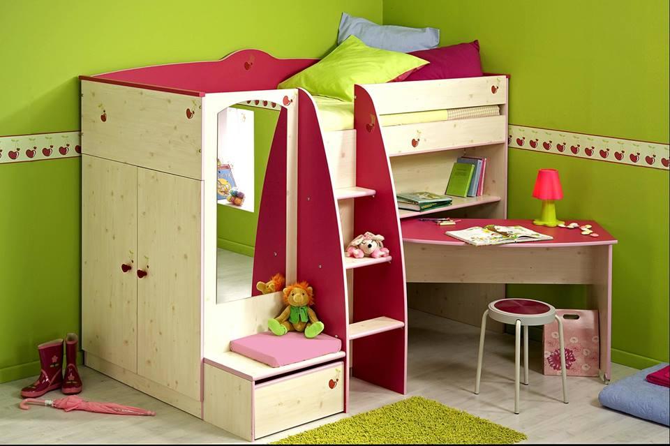 Modèles De Chambres : Modèles de chambres d enfants qui font gagner l espace
