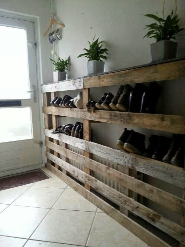 13 astuces pour ranger vos chaussures astuces bricolage - Astuce rangement chaussures ...