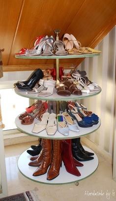 13 astuces pour ranger vos chaussures astuces bricolage. Black Bedroom Furniture Sets. Home Design Ideas
