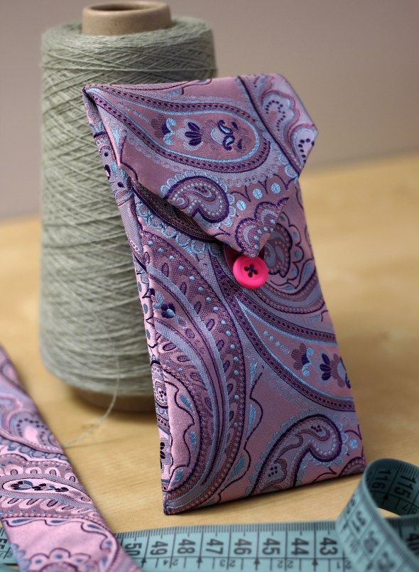 13 id es r cup de vieilles cravates astuces bricolage - Astuces bricolage recup ...