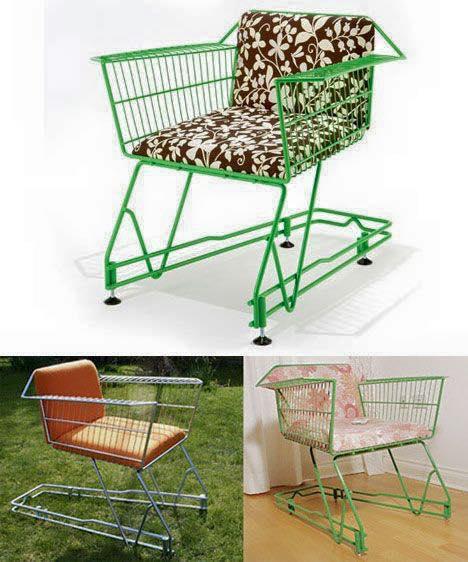 Extrem Création de chaises avec de la récupération! - Astuces Bricolage YV95