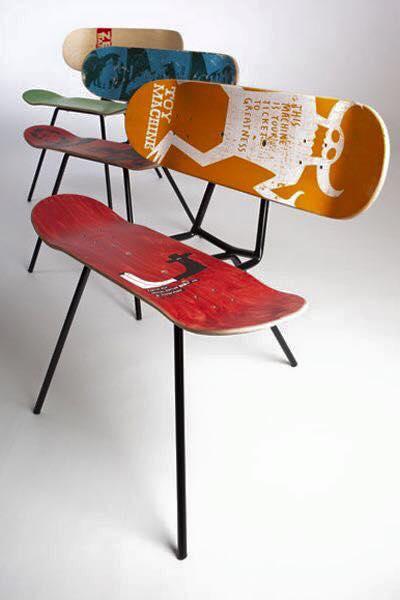 cr ation de chaises avec de la r cup ration astuces bricolage. Black Bedroom Furniture Sets. Home Design Ideas
