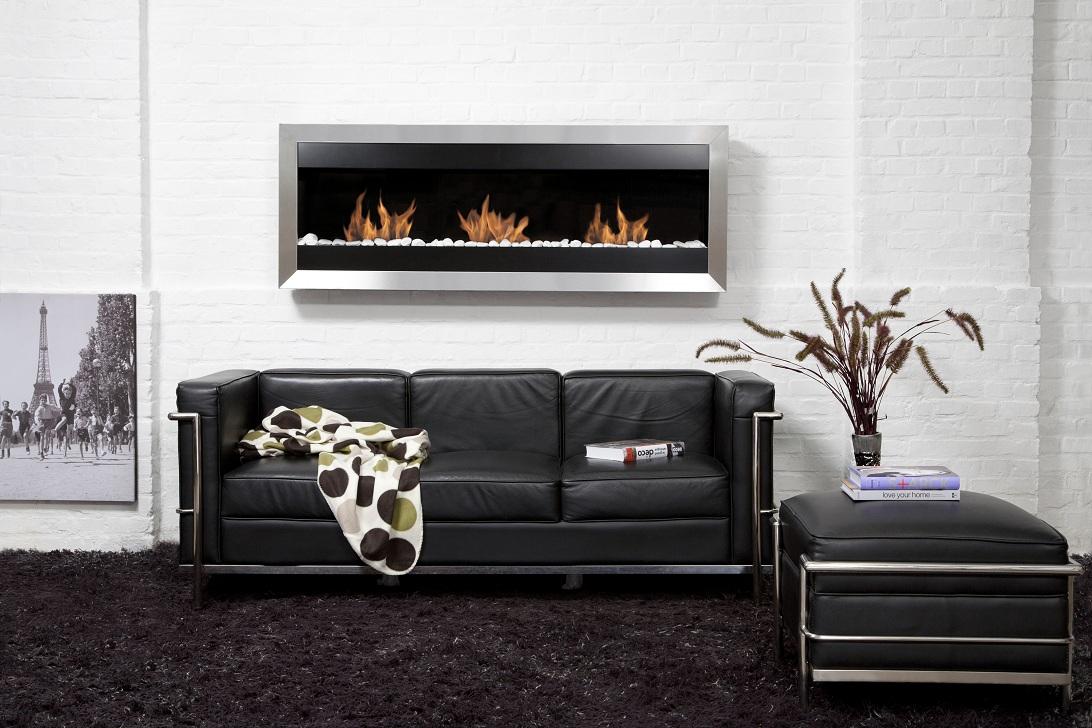 une chemin e personnalis e de la classique la bio thanol astuces bricolage. Black Bedroom Furniture Sets. Home Design Ideas