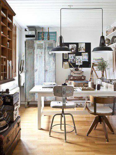d coration avec de la r cup ration astuces bricolage. Black Bedroom Furniture Sets. Home Design Ideas
