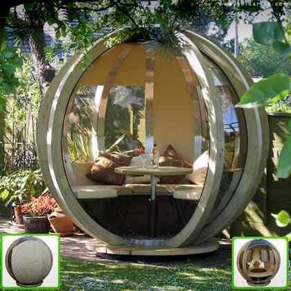Jardin archives astuces bricolage for Sphere garden design