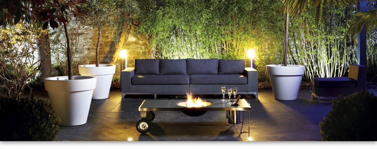Pour un beau jardin bien d cor astuces bricolage for Lumiere de jardin