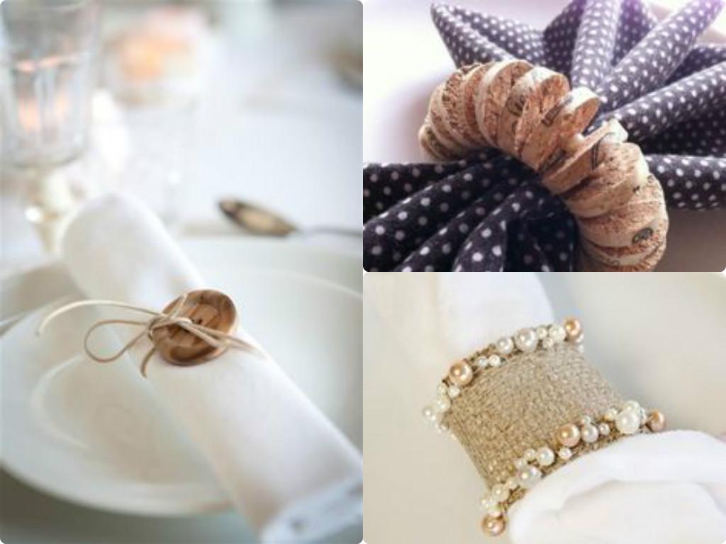 Diy Rond De Serviette créer vous-même vos ronds de serviette! - bricolage maison