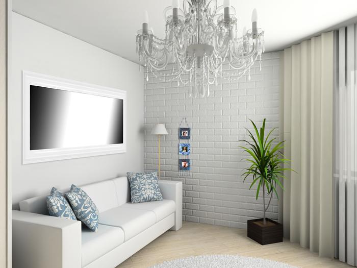 décorer une petite pièce