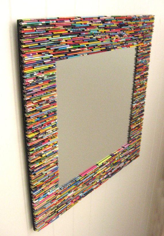 10 id es cr atives r aliser avec des crayons de couleurs - Tuto trousse crayons de couleur ...