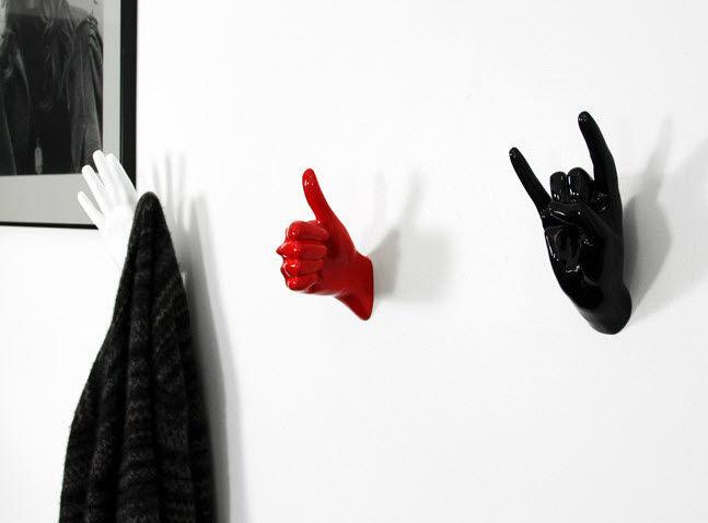 11 id es cr atives de porte manteaux originaux d couvrir astuces bricolage. Black Bedroom Furniture Sets. Home Design Ideas