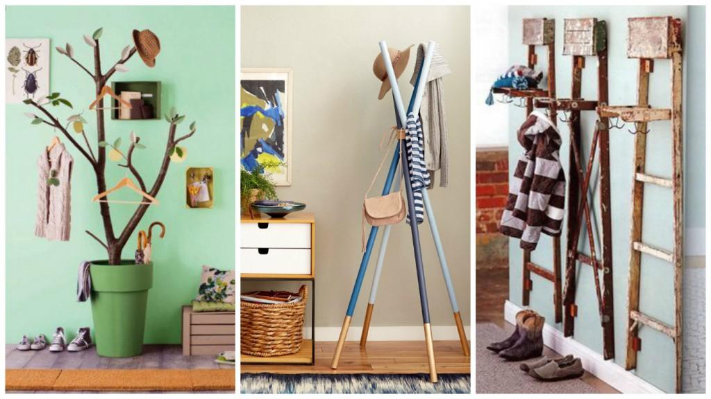 porte manteaux archives astuces bricolage. Black Bedroom Furniture Sets. Home Design Ideas