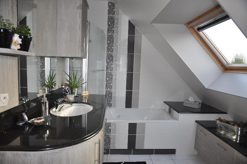 Changer de d cor avec des mobiliers en granite design et - Salle de bain granit ...