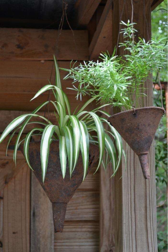 D Coration De Jardin Avec De La R Cup Ration Astuces Bricolage