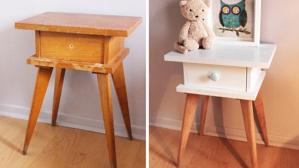 relooker ses vieux meubles pour leur donner une nouvelle vie astuces bricolage. Black Bedroom Furniture Sets. Home Design Ideas