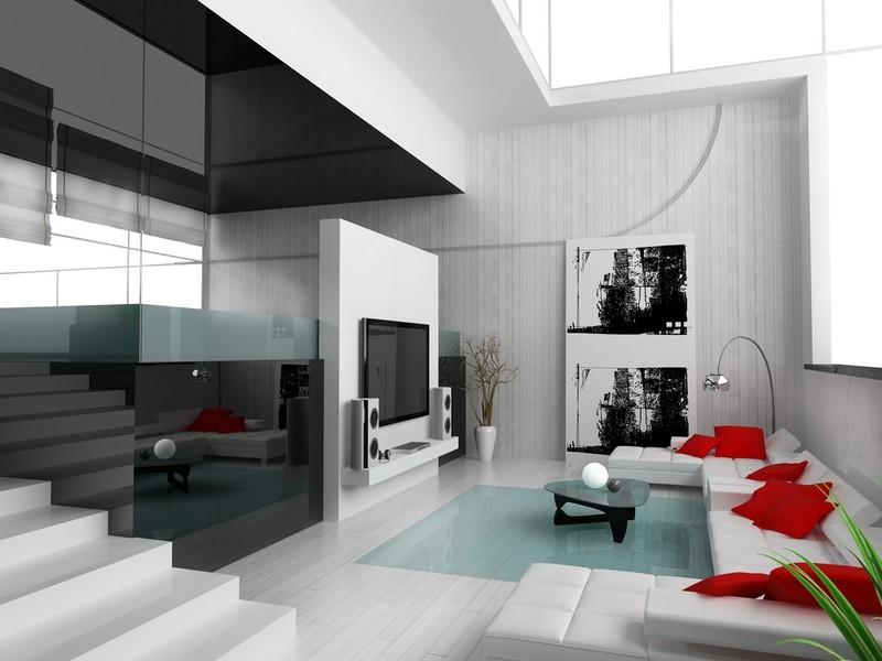 Mobilier design contemporain : un intérieur en harmonie avec votre ...