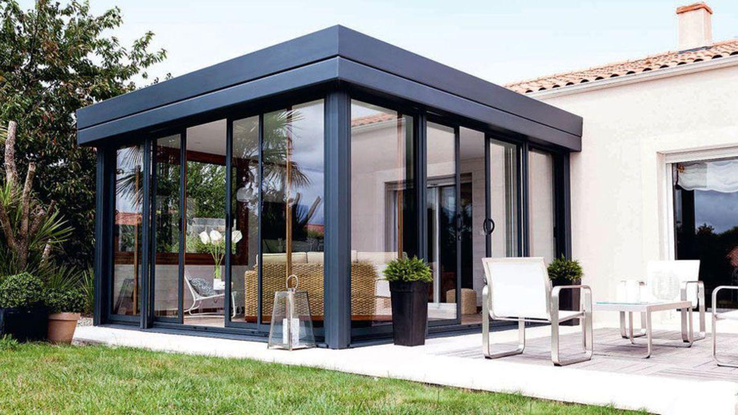 tous savoir sur les diff rents types de v randas bricolage maison. Black Bedroom Furniture Sets. Home Design Ideas