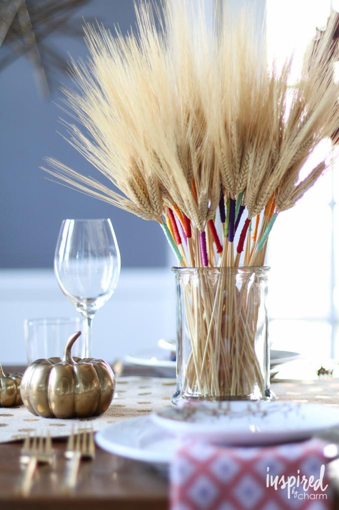 Bouquet de blé