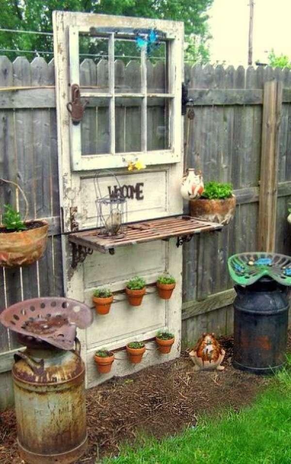 Des id es pour d corer votre jardin avec trois fois rien Decorer un jardin