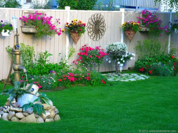 Jardin archives astuces bricolage for Decorating your garden fence