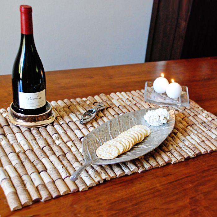 Astuces bricolage for Fabriquer des sets de table