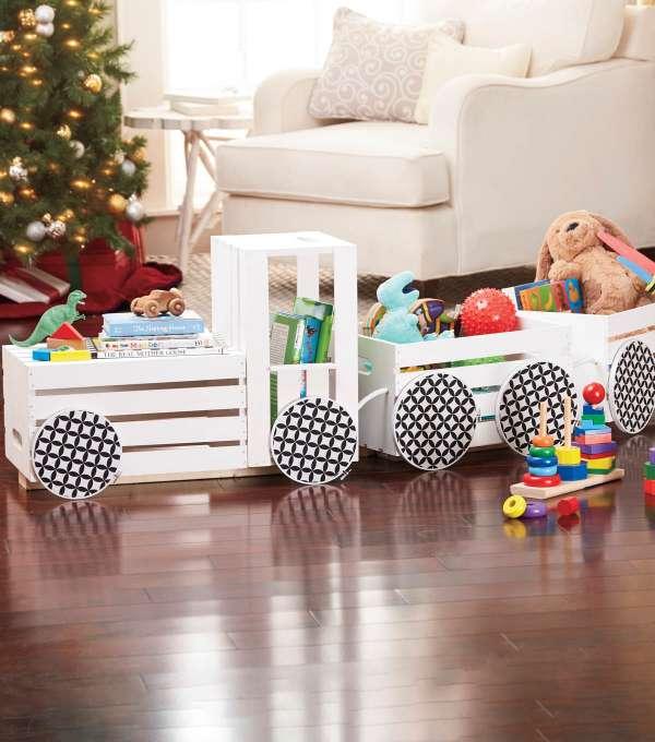 id es de rangement dans la chambre des enfants astuces. Black Bedroom Furniture Sets. Home Design Ideas