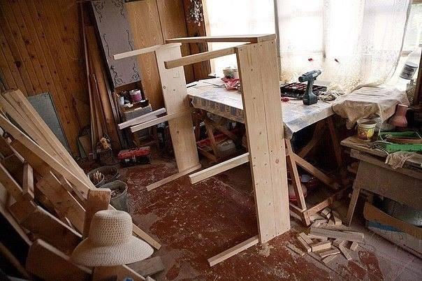 d i y cr ation de ce joli bac sable pour les enfants astuces bricolage. Black Bedroom Furniture Sets. Home Design Ideas